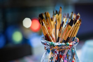 Kurz Maľovania- krok za krokom