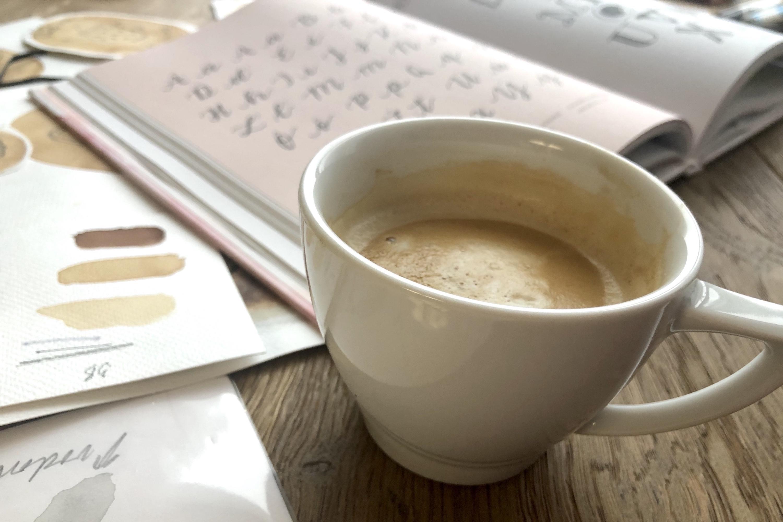 Online - Video kurz - Maľovanie kávou pre celú rodinu