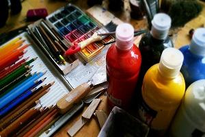 Intenzívny dvoj-dňový Kurz maľovania Umením k harmónii - základy výtvarnej tvorby
